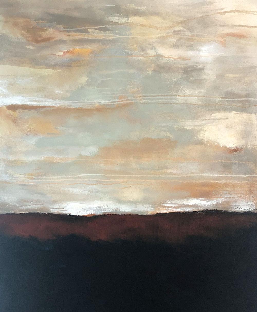 Inferno - Original Malerei 120x100 cm